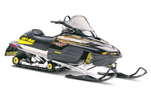 Ski Doo Factory Service Manual For All Snowmobile Models