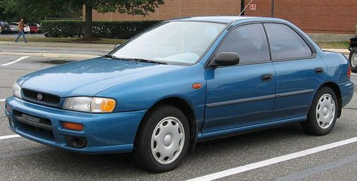 Pay for SUBARU IMPREZA SERVICE MANUAL 1993 1994 1995 1996 ONLINE