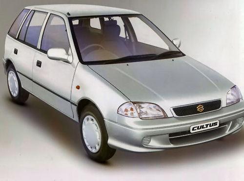 Suzuki Cultus Repair Manual Download
