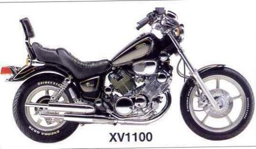 Pay for YAMAHA XV1100 VIRAGO FULL SERVICE REPAIR MANUAL 1986-1999
