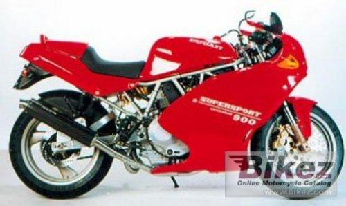 Ducati 900 Service Manual Repair Manual 1991 1998 Download