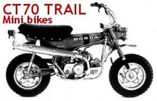 Pay for HONDA CT70 OWNERS MANUAL AND PARTS CATALOG DOWNLOAD