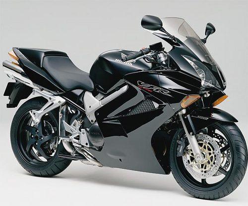 Honda vfr800 V Tec Picture design