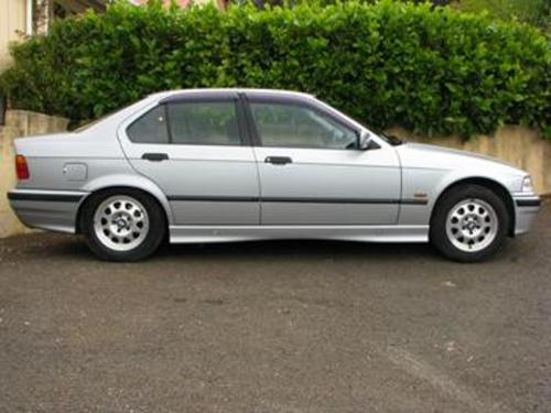 Bmw 323i 1993 Full Workshop Service Repair