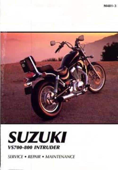 suzuki intruder vs700