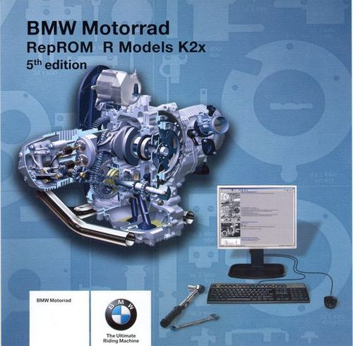 BMW R1200 K2x RepROM FACTORY SERVICE MANUAL 2004-2009 ONLINE - Down...