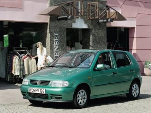 Vw Volkswagen Polo Service Manual Repair 1990-1994 Online