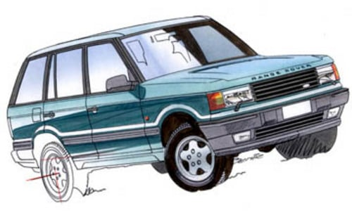 range rover manual archives