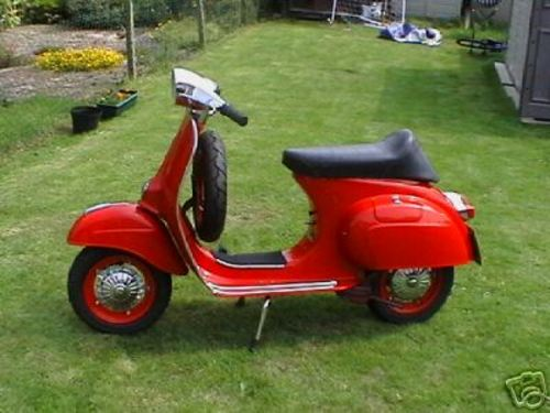 vespa 125 primavera scooter factory repair manual download downlo. Black Bedroom Furniture Sets. Home Design Ideas