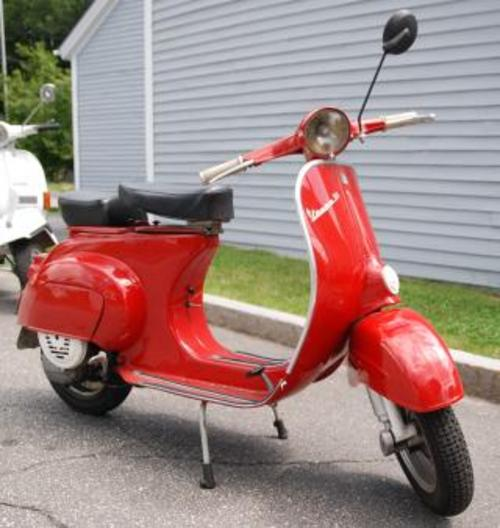 VESPA 90 SUPER SPRINT SCOOTER FACTORY SERVICE REPAIR MANUAL on