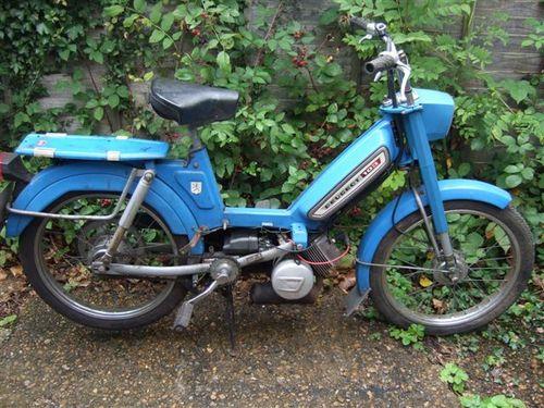 peugeot moped