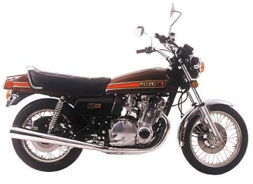suzuki gs1000 factory service manual 1976