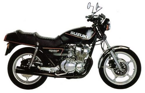 SUZUKI GSX400 FACTORY SERVICE MANUAL 1980-1986 DOWNLOAD