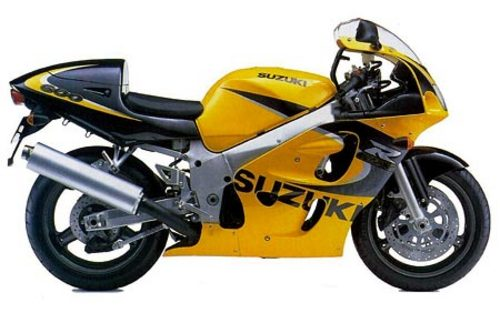 Pay for SUZUKI GSXR600 FACTORY SERVICE MANUAL 1997-2000 DOWNLOAD