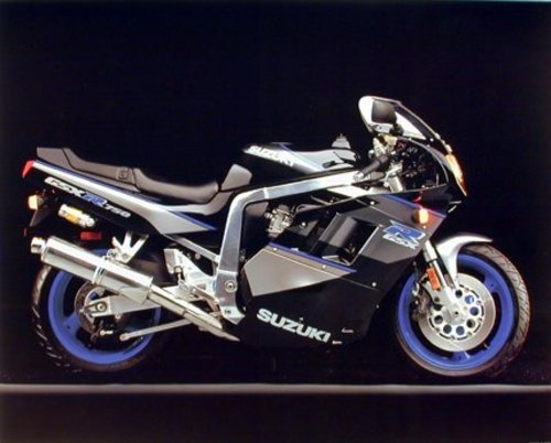 Pay For SUZUKI GSXR750 COMPLETE FACTORY PARTS MANUAL 1988 1992