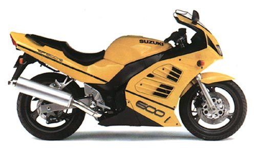 Pay for SUZUKI RF600 FACTORY SERVICE MANUAL 1993-1999 DOWNLOAD