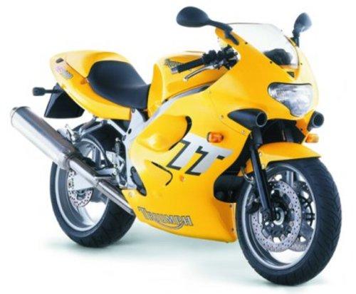 triumph tt600 factory repair manual 2000 2003 download download m rh tradebit com Triumph TT600 Parts Triumph TT600 Review