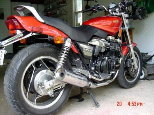 yamaha yx600 full service repair manual download 1986 1992. Black Bedroom Furniture Sets. Home Design Ideas