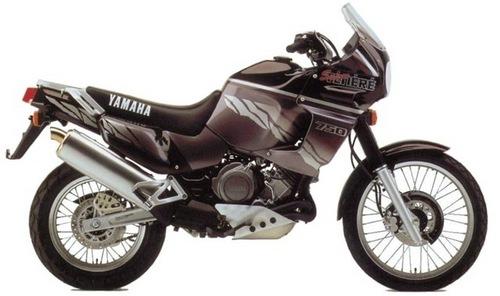 YAMAHA XTZ750 FACTORY REPAIR MANUAL 1989-1997 DOWNLOAD