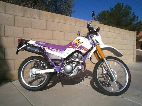Pay for YAMAHA XT225 FACTORY OWNERS REPAIR MANUAL 1986-2006 DOWNLOAD