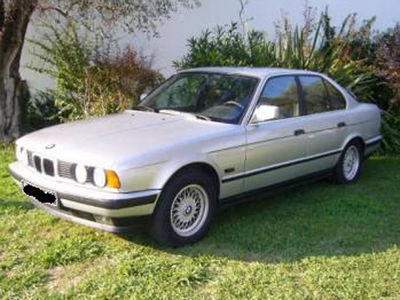 BMW 520i SERVICE MANUAL REPAIR MANUAL 1988-1991 DOWNLOAD