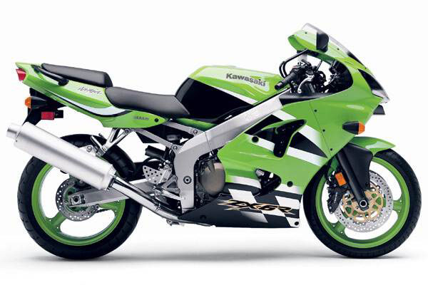 KAWASAKI NINJA ZX-6R SERVICE MANUAL FSM 1998-2002 DOWNLOAD on