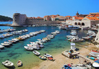 Thumbnail Dubrovnik harbor, Croatia