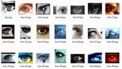 Thumbnail Beautiful Eyes - Art - Must See & Download!