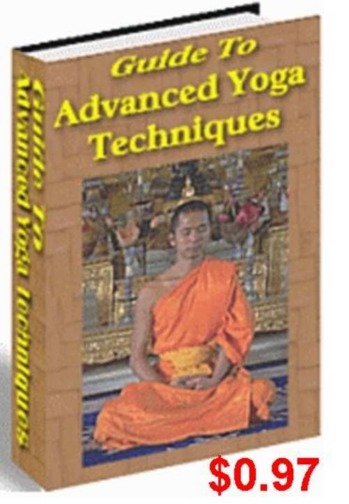 Pay for Guide To Advanced Yoga Techniques