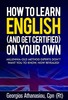 Thumbnail HOW TO LEARN ENGLISH (AND GET CERTIFIED) ON YOUR OWN