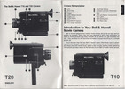 Thumbnail BELL & HOWELL T10 / T20 SUPER 8 MOVIE CAMERA MANUAL
