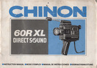Thumbnail CHINON 60R XL DIRECT SOUND SUPER 8 MOVIE CAMERA