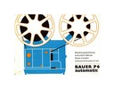 Thumbnail BAUER P6 AUTOMATIC SUPER 8 PROJECTOR MANUAL