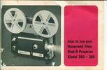 Thumbnail ELMO 360 & 380 SUPER 8 PROJECTOR