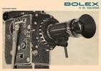 Thumbnail BOLEX H16 SB / SBM MANUAL