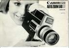 Thumbnail CAnon 518SV Super 8 Movie Camera Manual