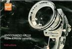 Thumbnail GAF ST 111 SUPER 8 CAMERA MANUAL