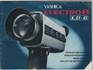 Thumbnail YASHICA ELECTRO8 LD-6 CAMERA MANUAL