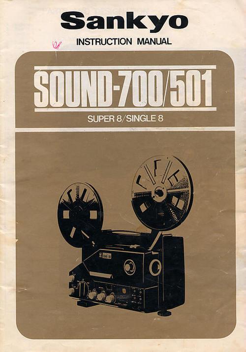 repair sankyo sound 501 manual