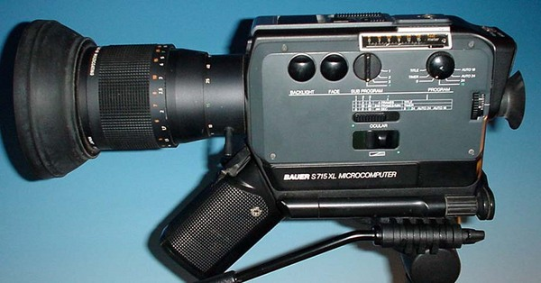 Pay for Bauer 709XL & 715XL Super 8 camera manual