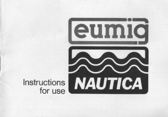 eumig c3 instruction manual