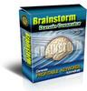 Thumbnail Brainstorm Domain Generator + PLR