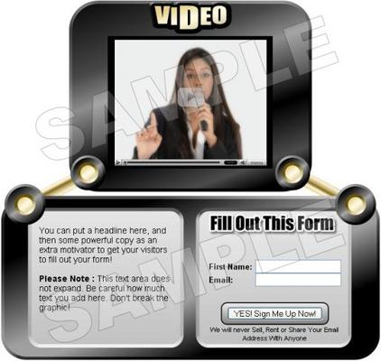 Pay for 5 professionelle Videovorlagen + PLR Lizenz