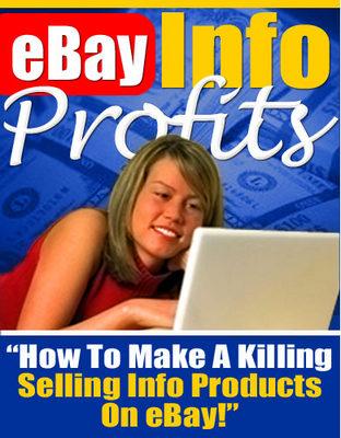 Pay for Ebay Info Profit