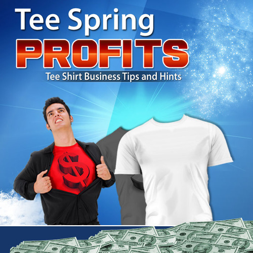 Pay for Tee Spring Profits