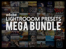 Thumbnail Adobe Lightroom Presets Mega Bundle