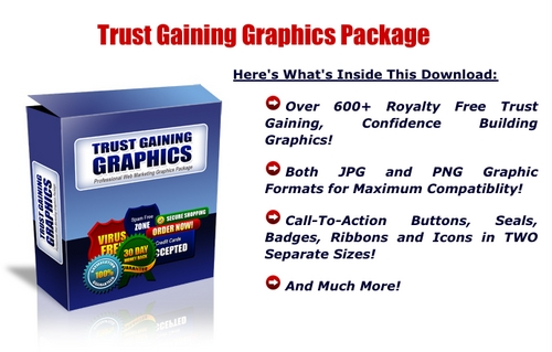 Pay for Trust Gaining Graphics Package