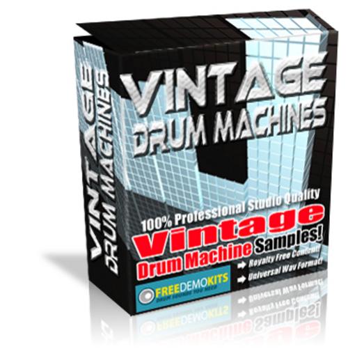 Pay for Vintage 80s Drum Machines Linn Rhythm Ace Hip Hop Samples