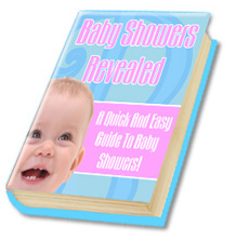 Pay for Baby Showers Revealed Ebook + PLR