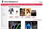 Thumbnail iPhone-Wallpapers.us Clone Script !!!